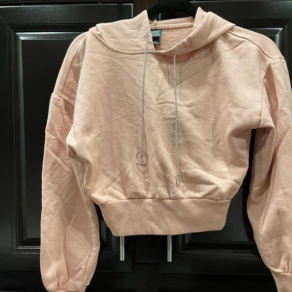 Pale Orange Sweatshirt